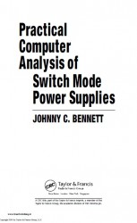 دانلود رایگان کتاب  (Practical Computer Analysis Switch Mode Power Supplies (Johnny C. Bennett