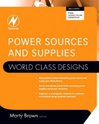 دانلود رایگان کتاب  (Power Sources and Supplies World Class Designs (Marty Brown