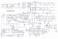 شماتیک منبع تغذیه سوئیچینگ Forward پاور کامپیوتر  (UC3843)