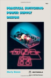 دانلود رایگان کتاب (Practical Switching Power Supply Design (Marty Brown