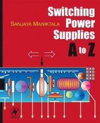 دانلود رایگان کتاب (Switching Power Supplies A to Z (Sanjaya Maniktala